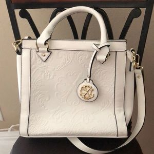 White Christian Lacroix Purse